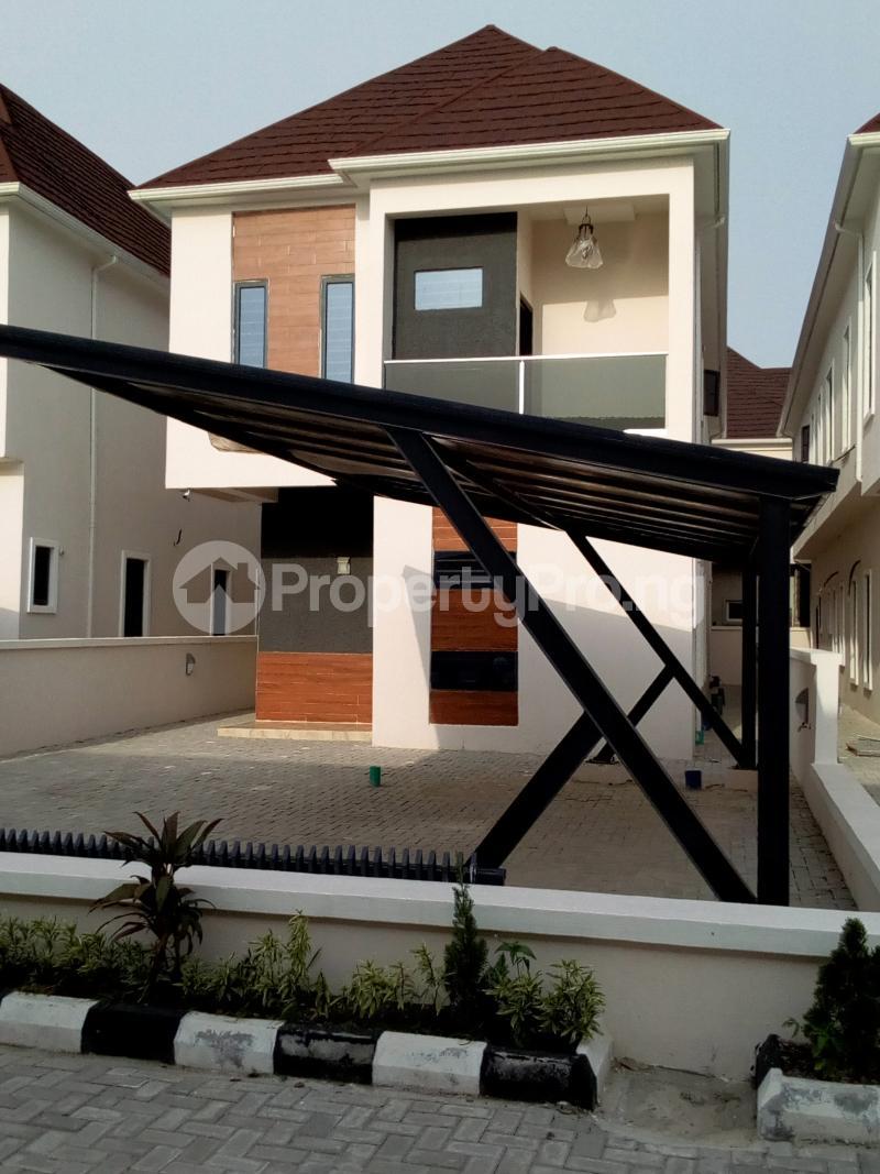 5 bedroom Detached Duplex House for sale Chevron Axis Lekki Phase 2 Lekki Lagos - 2