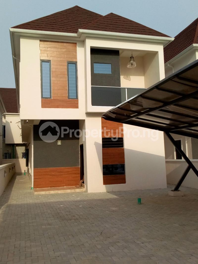 5 bedroom Detached Duplex House for sale Chevron Axis Lekki Phase 2 Lekki Lagos - 0
