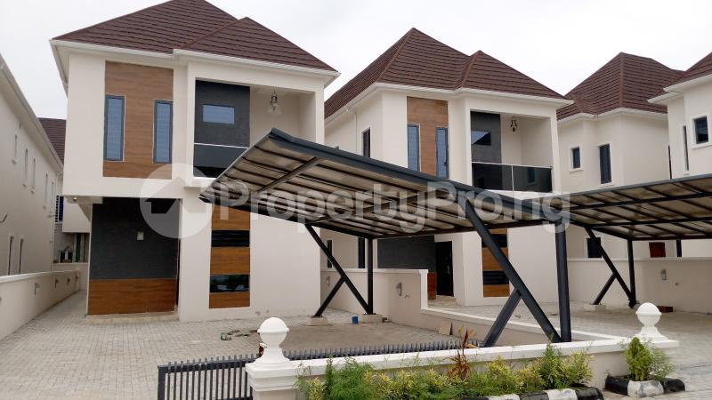 5 bedroom Detached Duplex House for sale Chevron Axis Lekki Phase 2 Lekki Lagos - 51