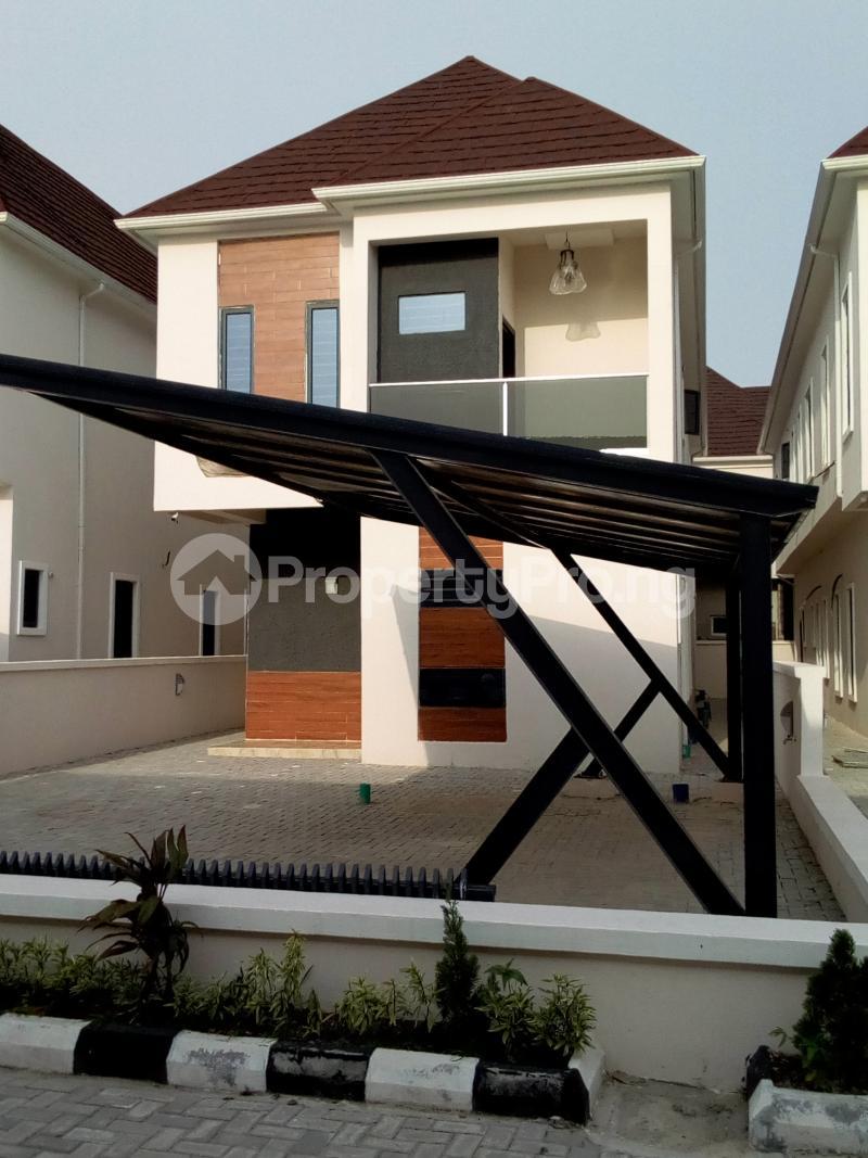 5 bedroom Detached Duplex House for sale Chevron Axis Lekki Phase 2 Lekki Lagos - 3