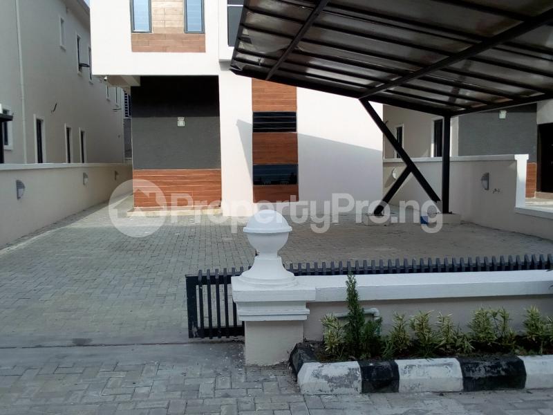 5 bedroom Detached Duplex House for sale Chevron Axis Lekki Phase 2 Lekki Lagos - 46