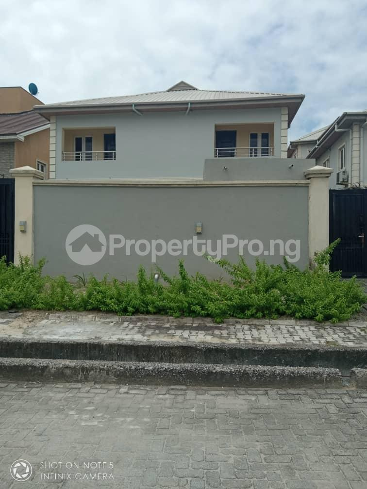 5 bedroom Semi Detached Duplex House for rent by TF Kuboye street Lekki Phase 1 Lekki Lagos - 5