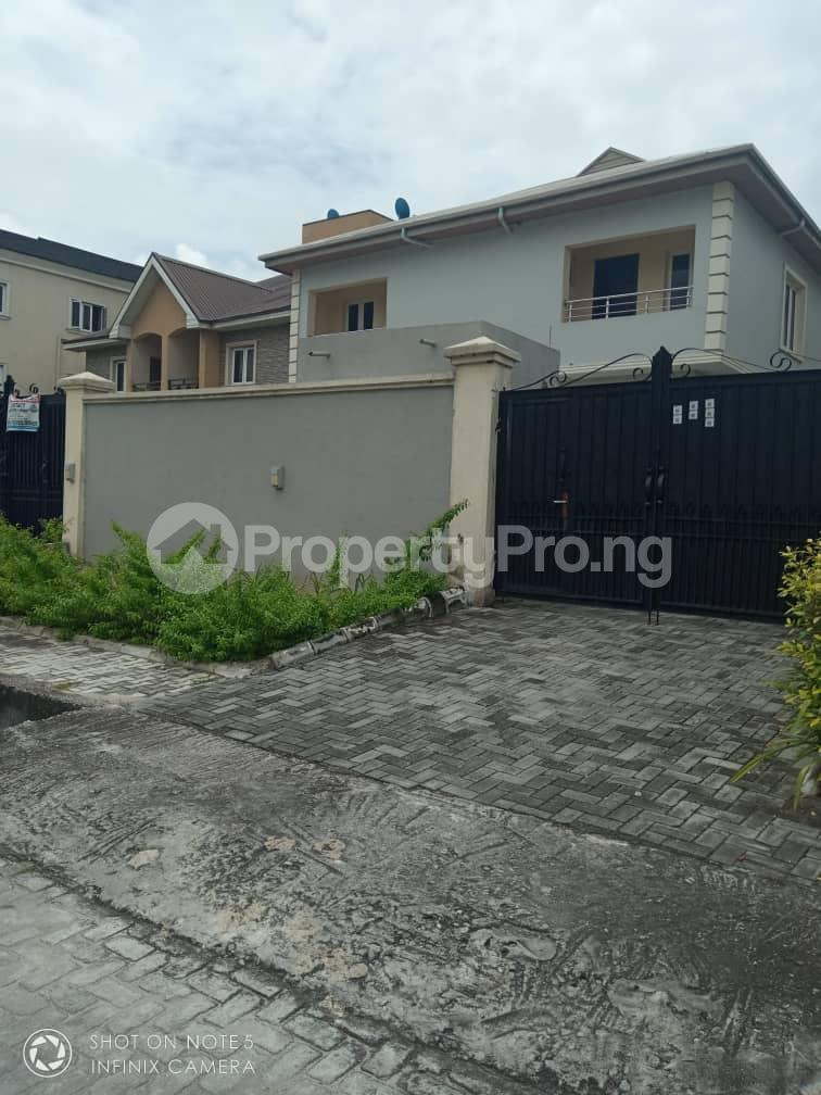 5 bedroom Semi Detached Duplex House for rent by TF Kuboye street Lekki Phase 1 Lekki Lagos - 14