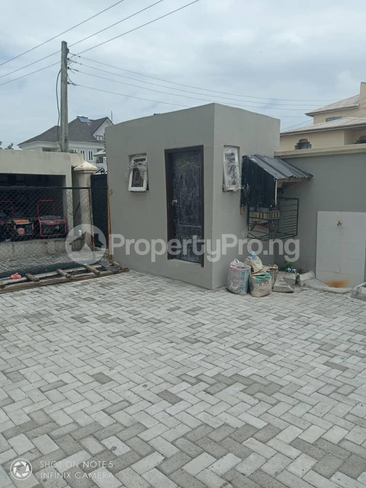 5 bedroom Semi Detached Duplex House for rent by TF Kuboye street Lekki Phase 1 Lekki Lagos - 4