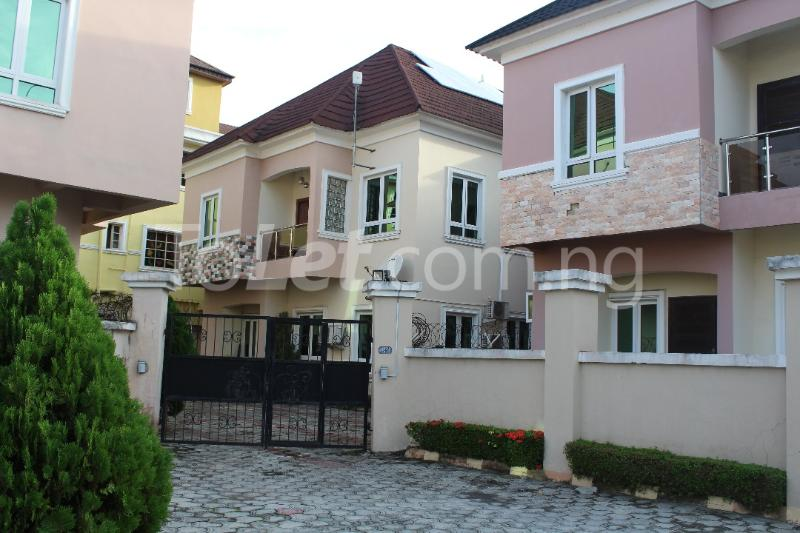 5 bedroom House for rent SOUTHERN VIEW ESTATE BY SECOND TOLL GATE Lekki Lagos - 0
