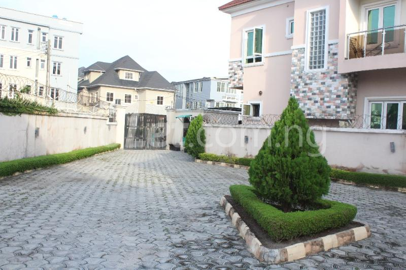 5 bedroom House for rent SOUTHERN VIEW ESTATE BY SECOND TOLL GATE Lekki Lagos - 13