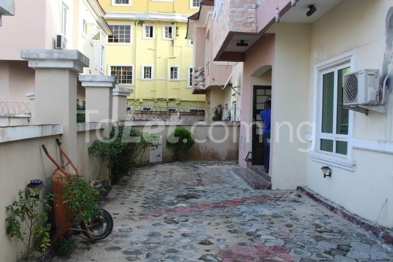 5 bedroom House for rent SOUTHERN VIEW ESTATE BY SECOND TOLL GATE Lekki Lagos - 9