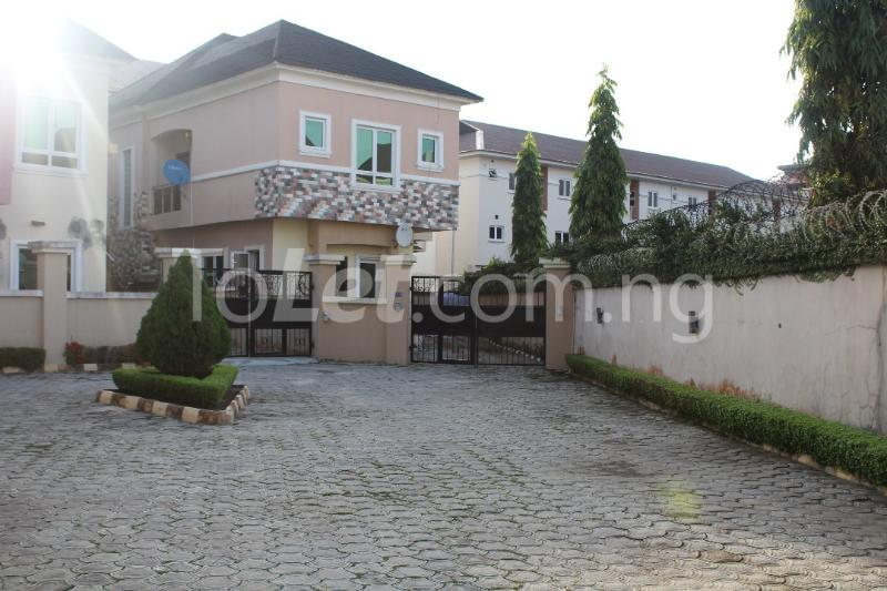 5 bedroom House for rent SOUTHERN VIEW ESTATE BY SECOND TOLL GATE Lekki Lagos - 8