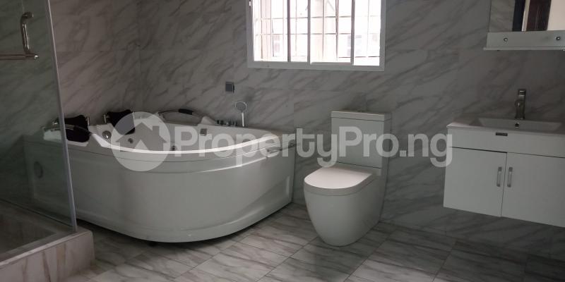 6 bedroom Detached Duplex House for rent Osapa Osapa london Lekki Lagos - 6