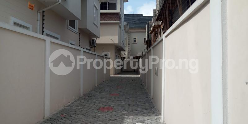 6 bedroom Detached Duplex House for rent Osapa Osapa london Lekki Lagos - 0