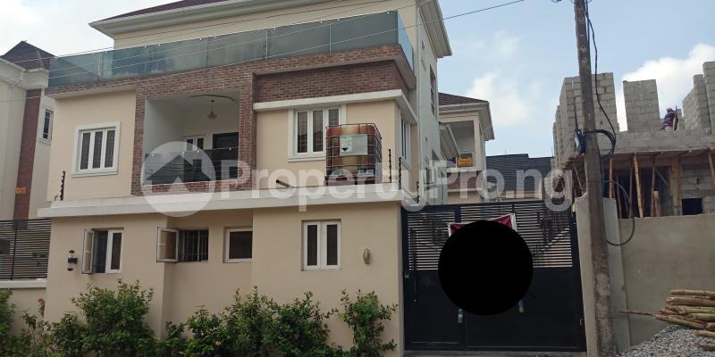 6 bedroom Detached Duplex House for rent Osapa Osapa london Lekki Lagos - 8