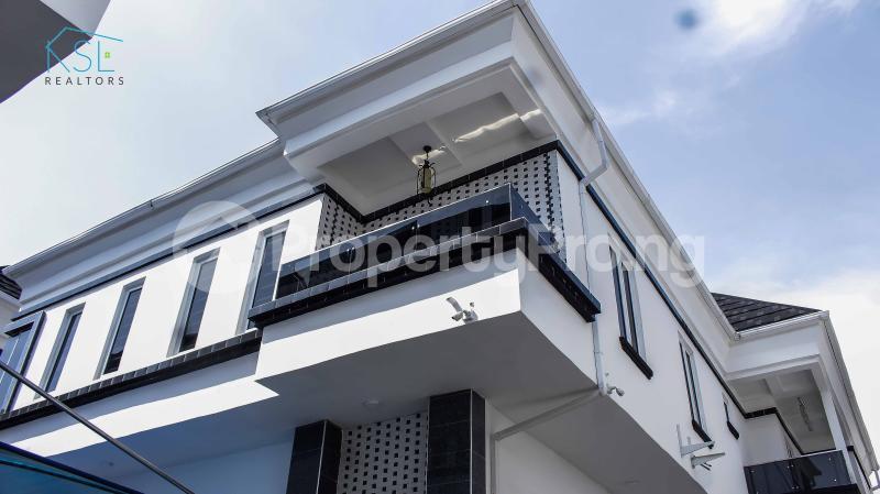 5 bedroom Detached Duplex House for sale Alternative Route by atlantic mall; chevron Lekki Lagos - 1
