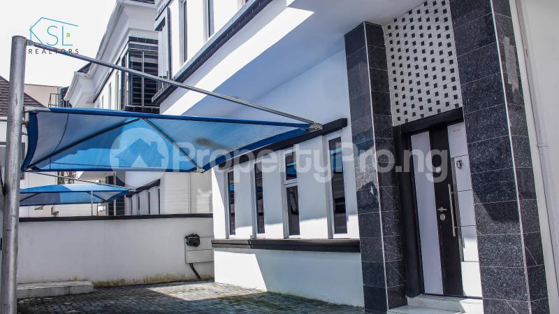 5 bedroom Detached Duplex House for sale Alternative Route by atlantic mall; chevron Lekki Lagos - 3