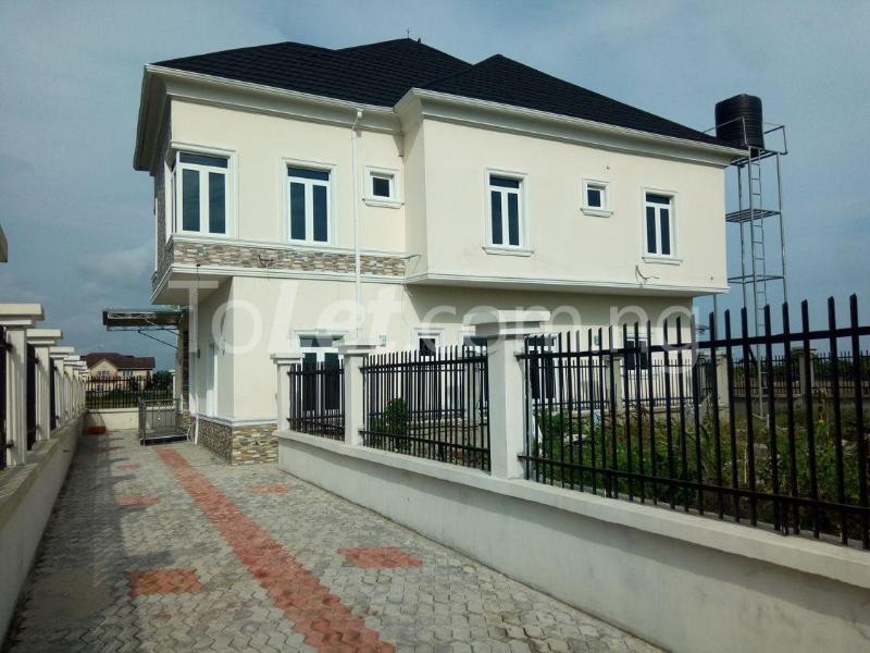 House for sale Pearl Garden Estate Sangotedo Lagos - 1
