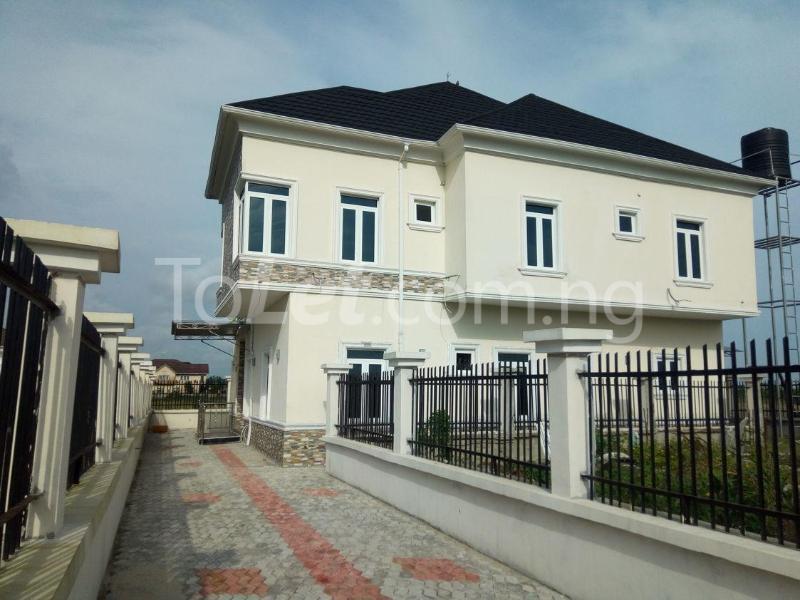 House for sale Pearl Garden Estate Sangotedo Lagos - 2