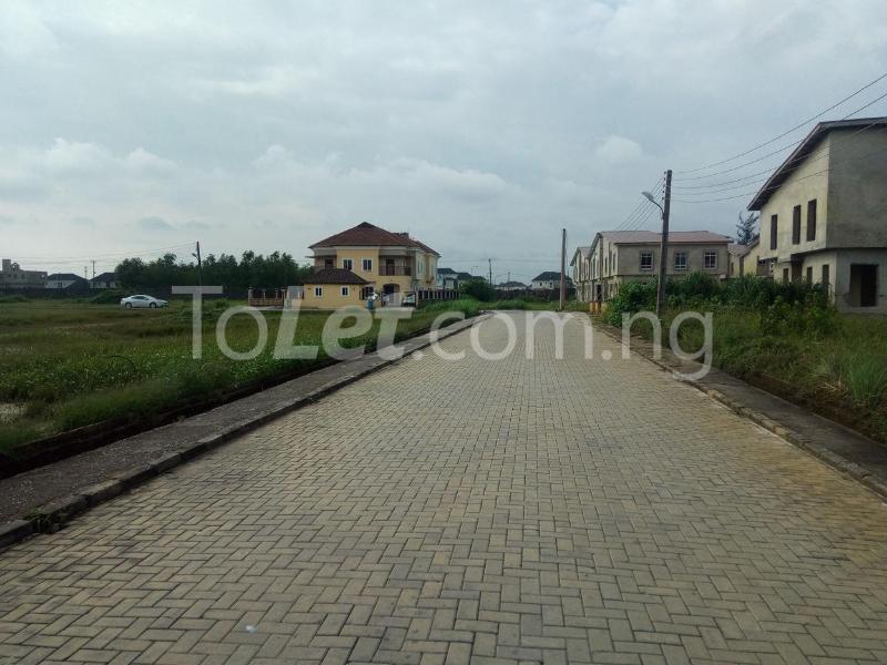 House for sale Pearl Garden Estate Sangotedo Lagos - 29