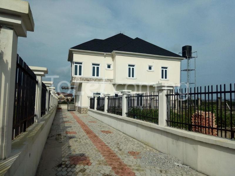 House for sale Pearl Garden Estate Sangotedo Lagos - 31
