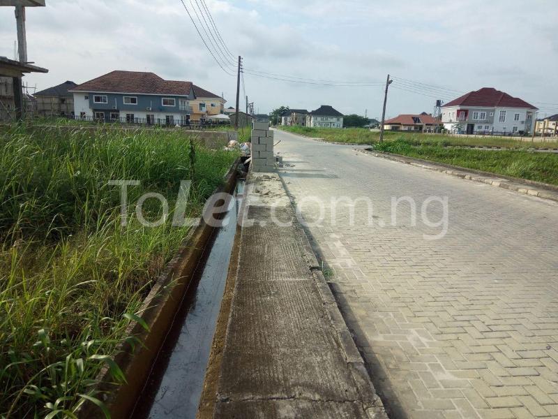 House for sale Pearl Garden Estate Sangotedo Lagos - 34