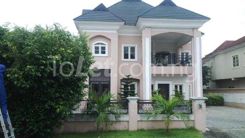 5 bedroom House for sale Carlton Gate Estate  chevron Lekki Lagos - 0