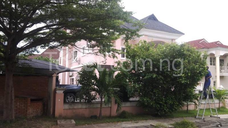 5 bedroom House for sale Carlton Gate Estate  chevron Lekki Lagos - 9