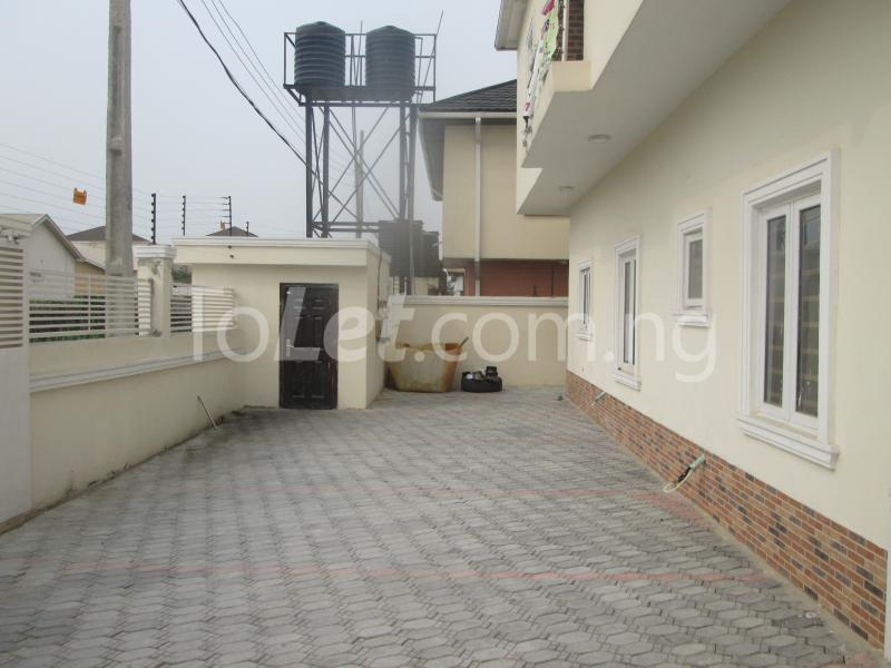5 bedroom House for rent Ikate - Elegushi, Ikate Lekki Lagos - 1