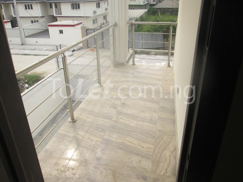 5 bedroom House for rent Ikate - Elegushi, Ikate Lekki Lagos - 24