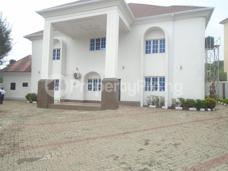 5 bedroom Detached Duplex House for rent maitama Maitama Abuja - 0