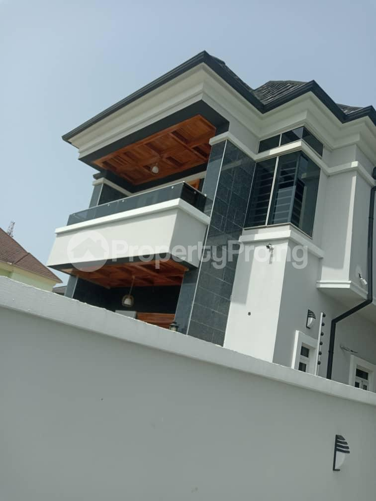 5 bedroom Detached Duplex House for sale chevy view estate Lekki Lagos - 26