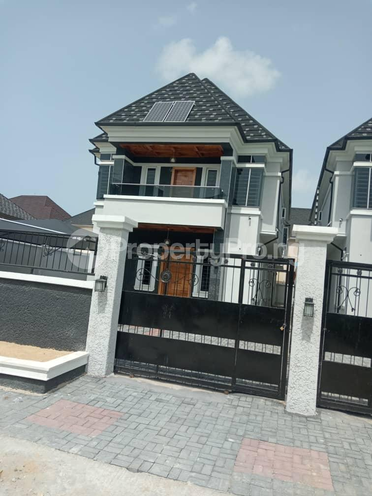 5 bedroom Detached Duplex House for sale chevy view estate Lekki Lagos - 0