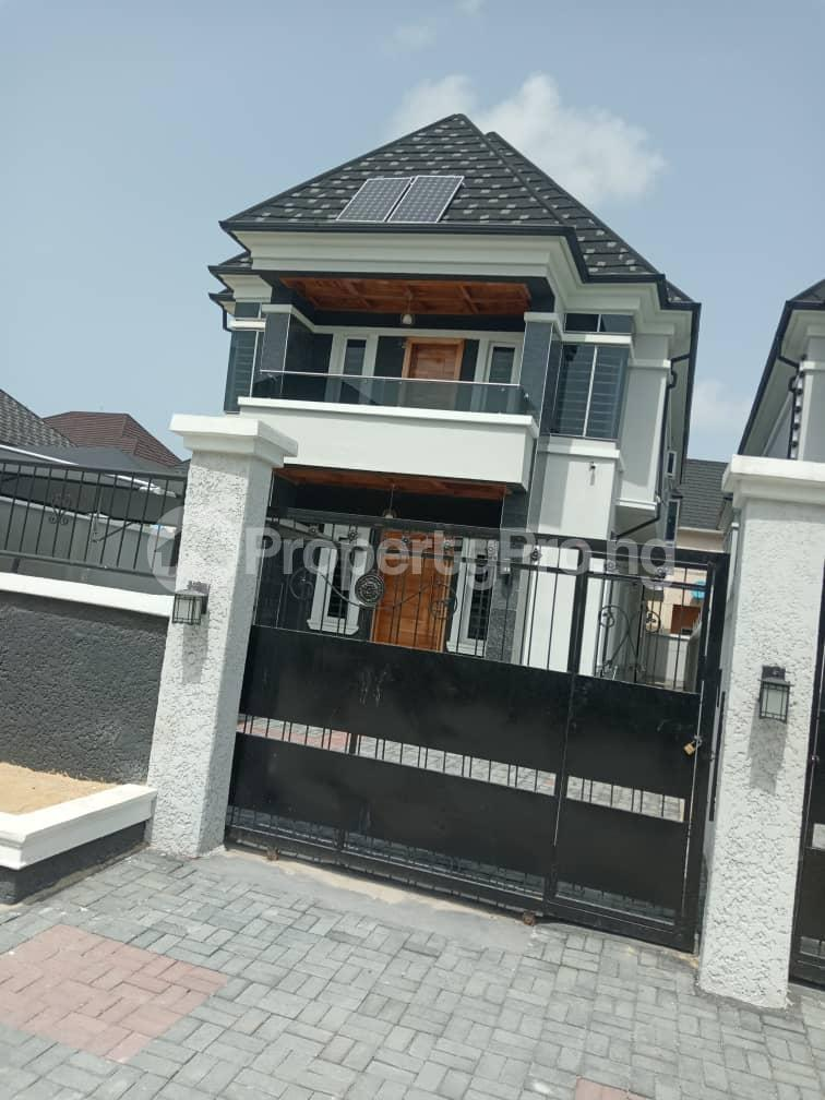 5 bedroom Detached Duplex House for sale chevy view estate Lekki Lagos - 8