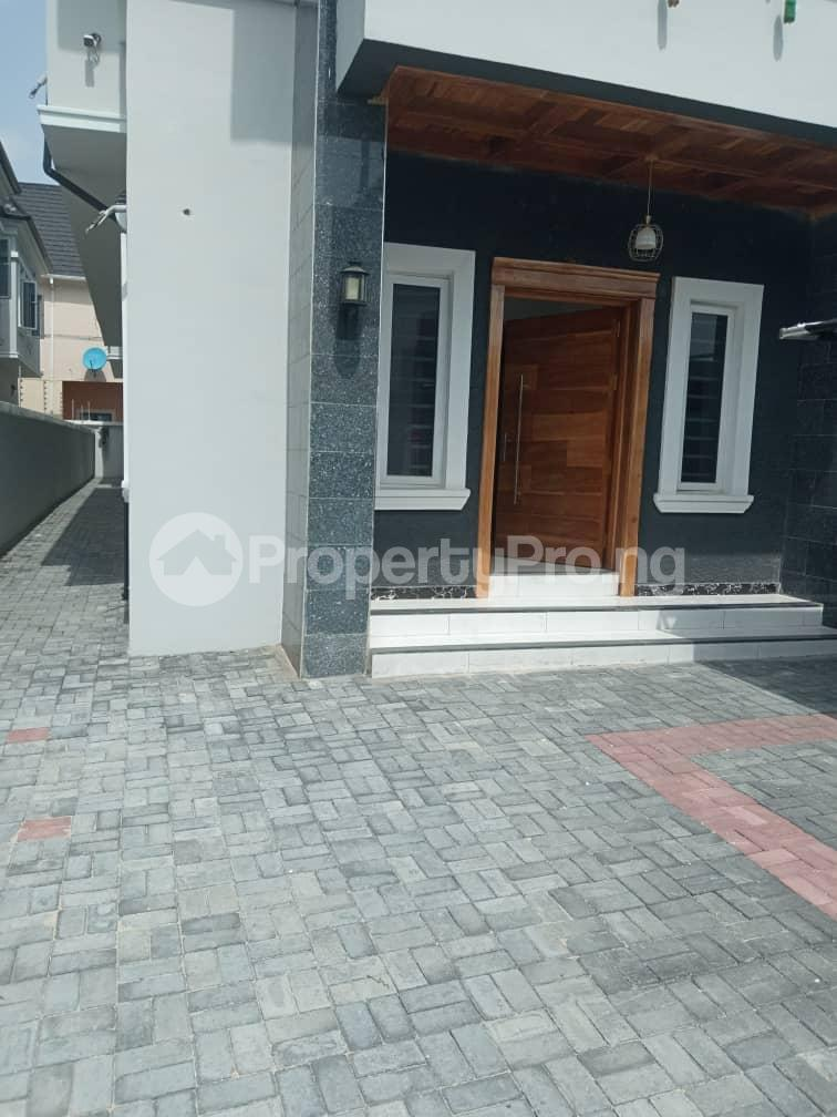 5 bedroom Detached Duplex House for sale chevy view estate Lekki Lagos - 19