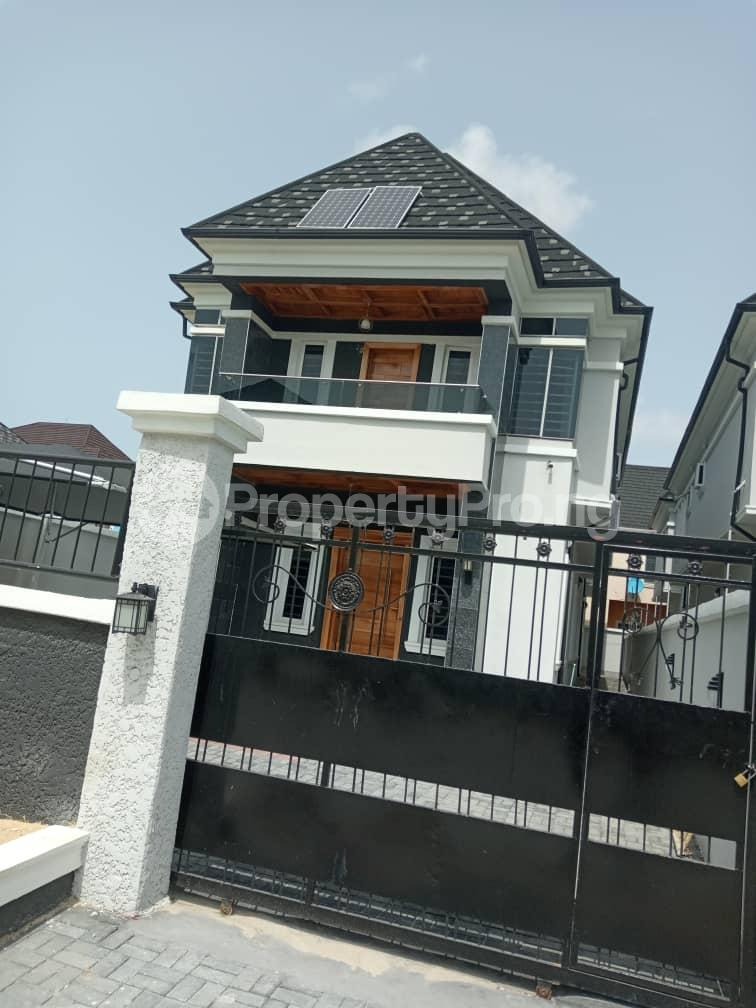 5 bedroom Detached Duplex House for sale chevy view estate Lekki Lagos - 3