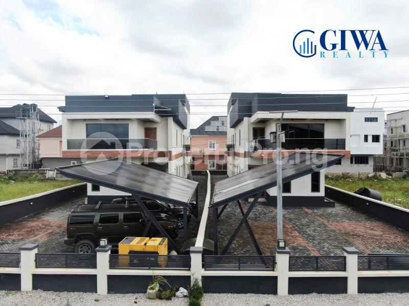 5 bedroom Detached Duplex House for sale lekki Osapa london Lekki Lagos - 11