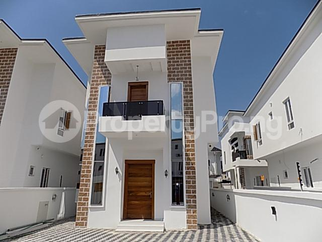 5 bedroom Detached Duplex House for sale Osapa london Lekki Lagos - 0