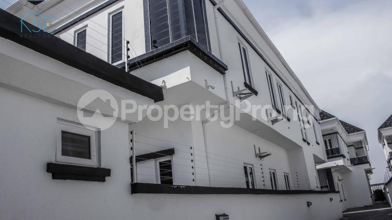 5 bedroom Detached Duplex House for sale Alternative Route by atlantic mall; chevron Lekki Lagos - 2