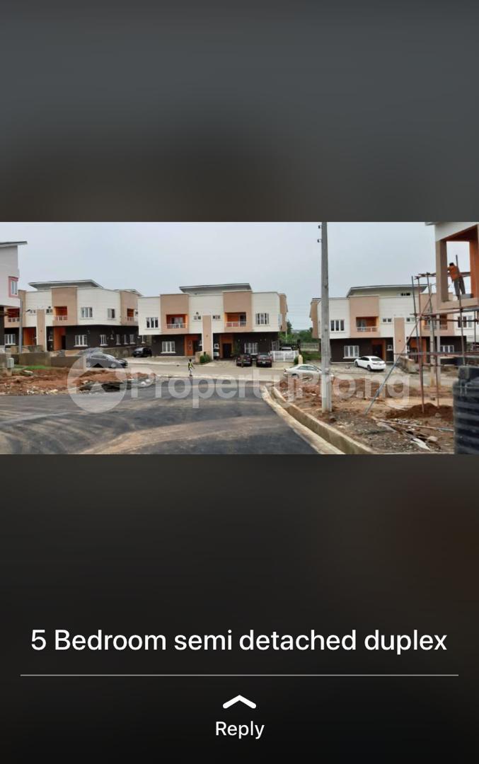 Detached Duplex House for sale Katampe  Katampe Main Abuja - 1