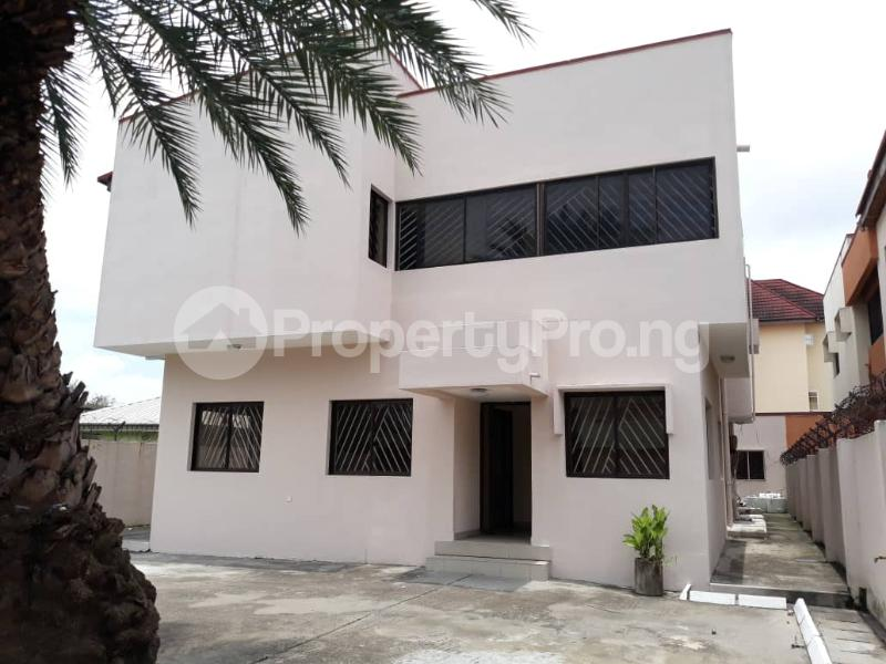 5 bedroom House for rent Lekki Phase 1 Lekki Lagos - 0