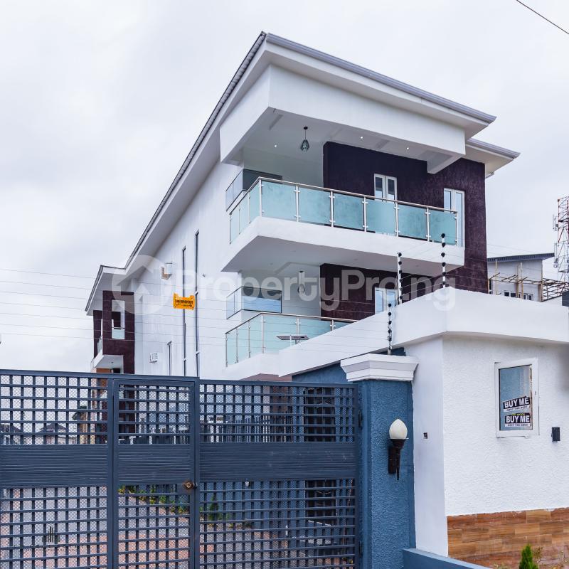 5 bedroom Detached Duplex House for sale chevron Lekki Lagos - 0
