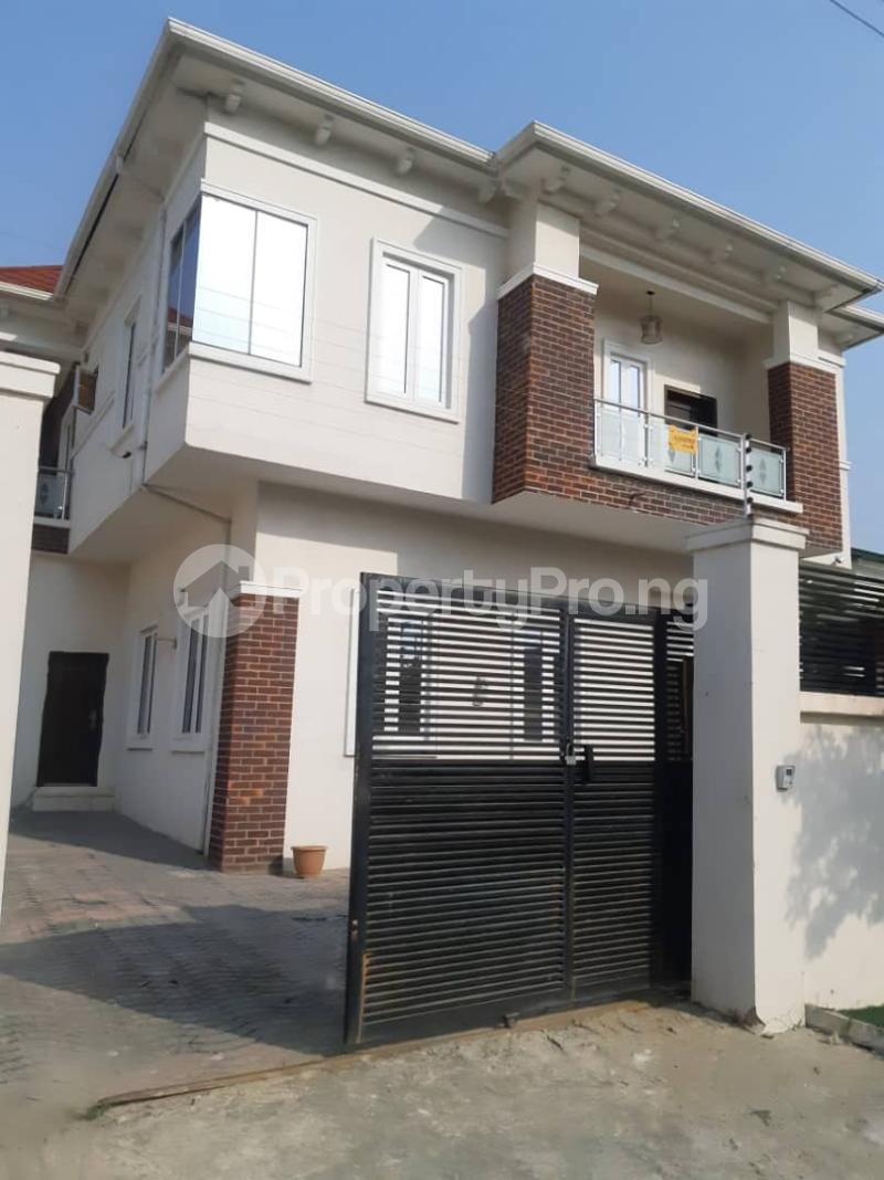 5 bedroom Detached Duplex House for rent Idado Lekki Lagos - 0