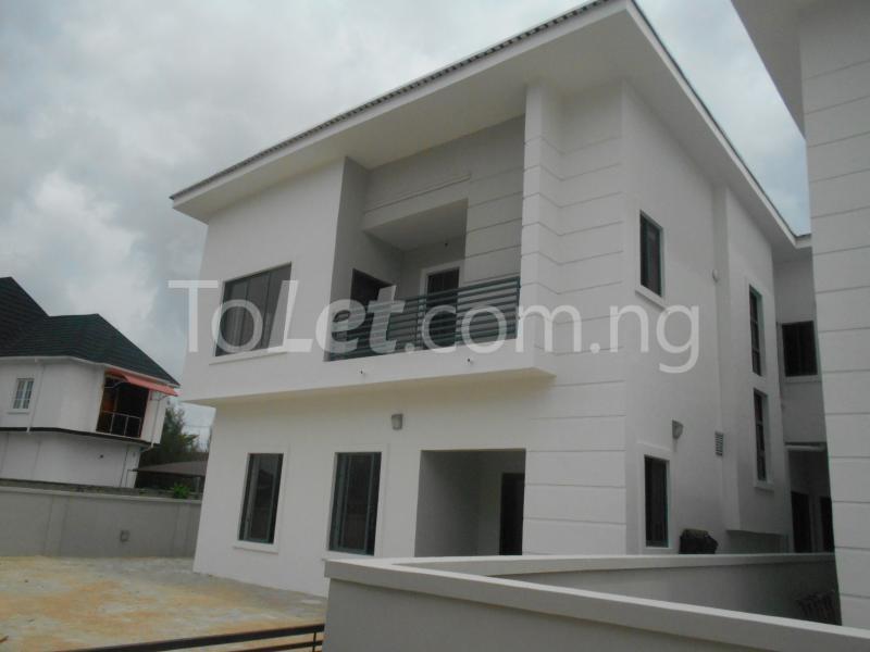 5 bedroom House for sale MEGAMOUND Ikota Lekki Lagos - 5
