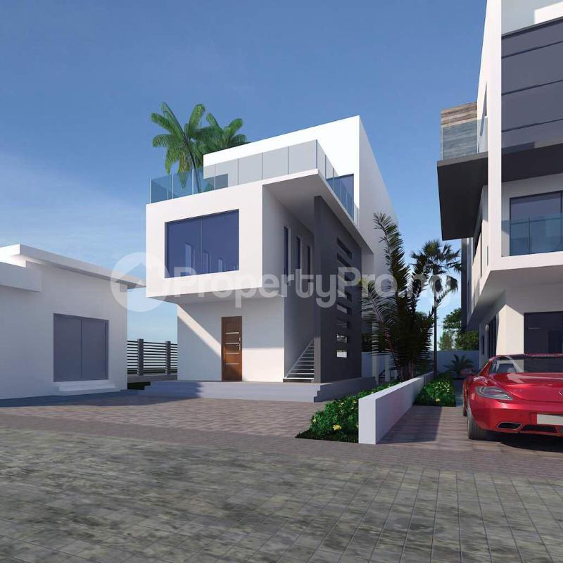 5 bedroom Detached Duplex House for sale Banana Island Ikoyi Lagos - 1