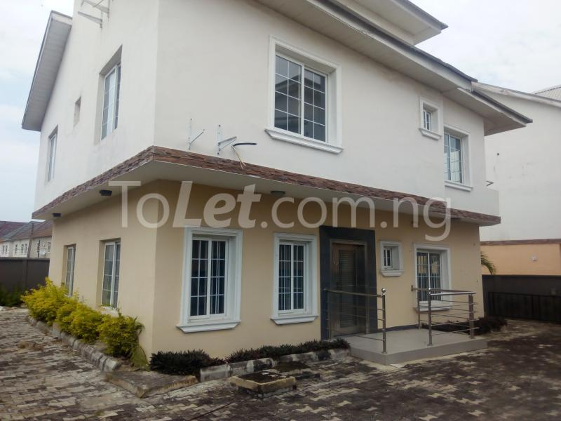 5 bedroom House for rent Carlton Gate Estate chevron Lekki Lagos - 6