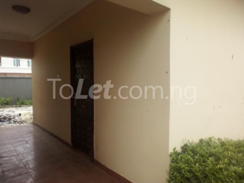 5 bedroom House for rent Carlton Gate Estate chevron Lekki Lagos - 5