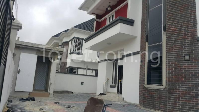 House for sale Osapa London Lagos - 14