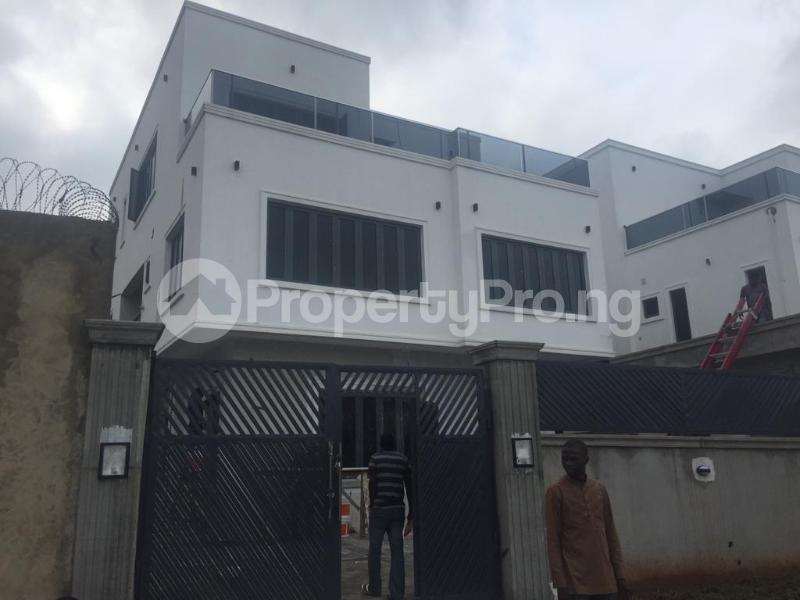 5 bedroom Detached Duplex House for sale Ogunyadewo Street Magodo GRA Phase 2 Kosofe/Ikosi Lagos - 1
