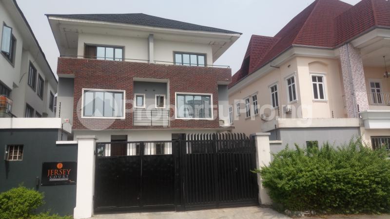 5 bedroom Semi Detached Duplex House for sale H Zone Banana Island Ikoyi Lagos - 5