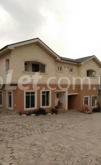 5 bedroom Semi Detached Duplex House for sale omole phase 1
