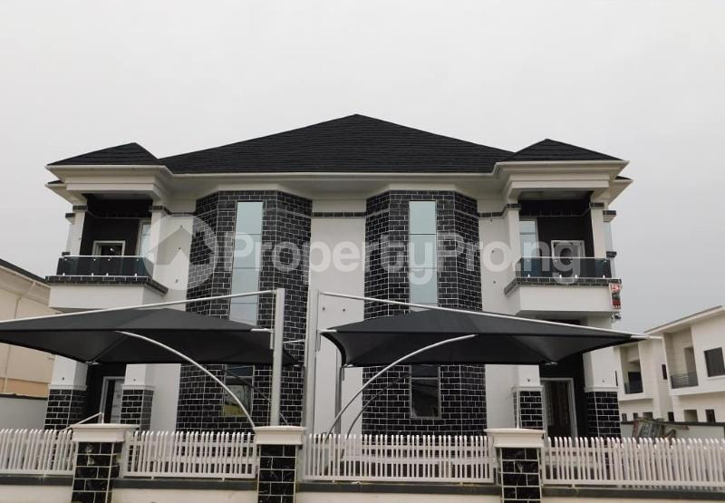 5 bedroom Detached Duplex House for sale Lekki county Ikota