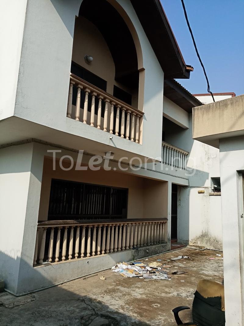 5 bedroom Semi Detached Duplex House for sale Atunrase Atunrase Medina Gbagada Lagos - 1
