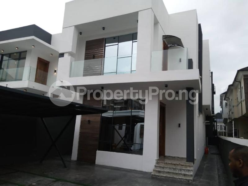 5 bedroom Semi Detached Duplex House for sale - chevron Lekki Lagos - 3